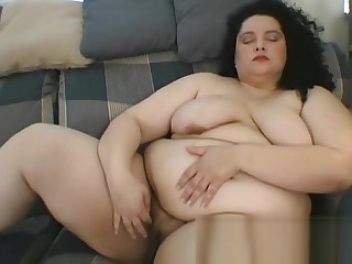 Veronica Eves Fat Latina Vintage Amateur Solo BBW Chunky Tits and Nuisance